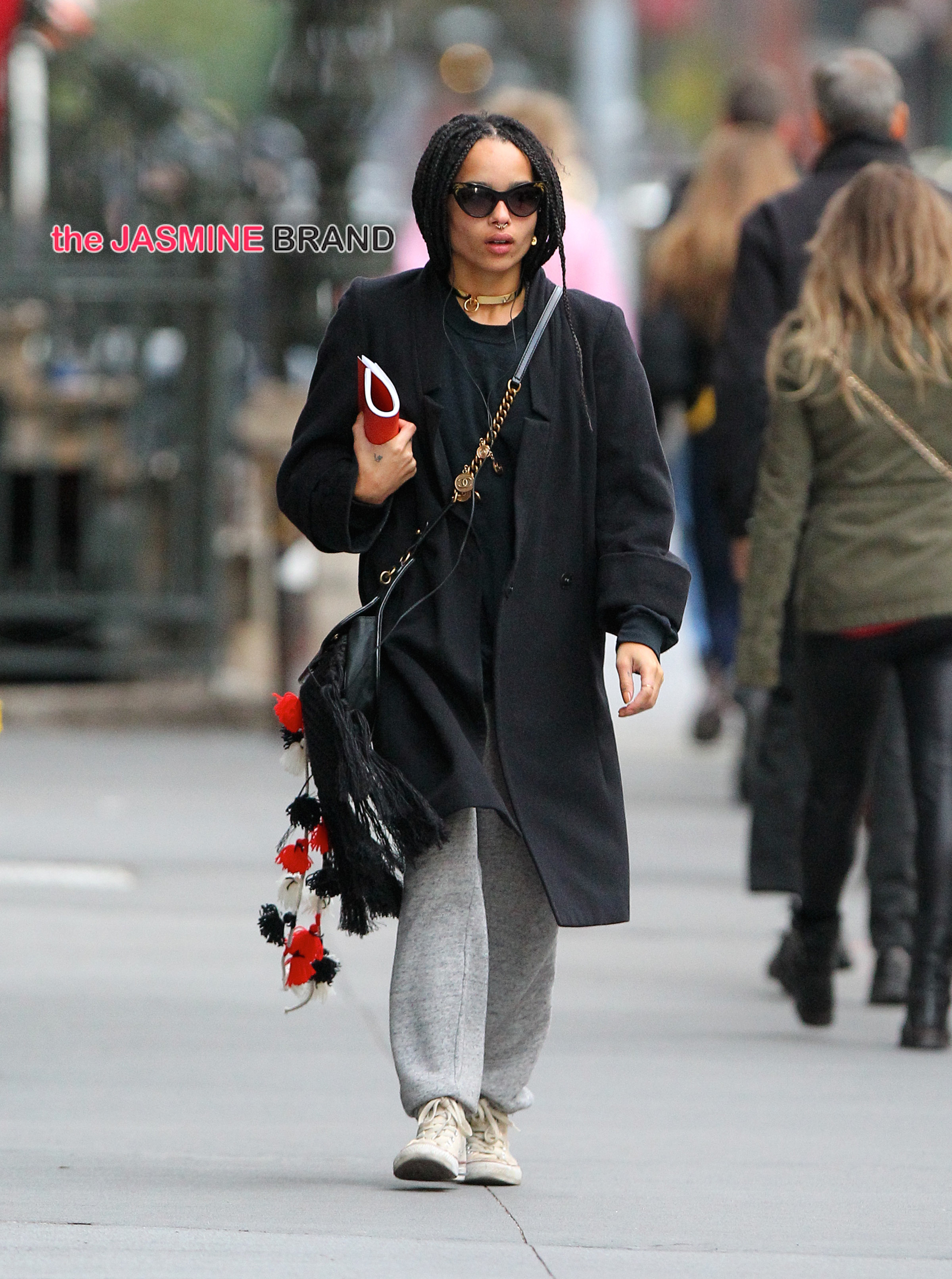 Zoe Kravitz looks almost identical to her mother Lisa Bonet