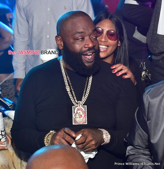 celebrity couple-rick ross-rumored girlfriend ming lee-the jasmine brand