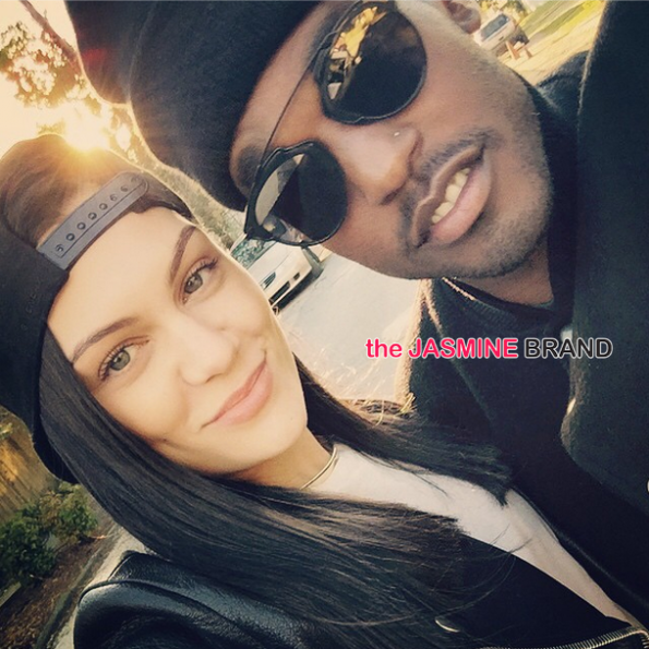 celebrity couples-jessie j-dating luke james-the jasmine brand
