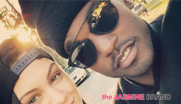 [New Couple Alert] Luke James Dating Singer Jessie J