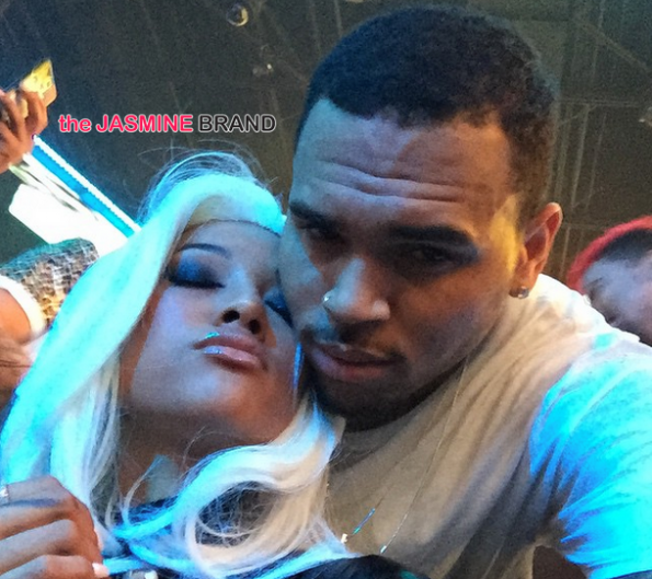 Karrueche Gets Restraining Order Against Chris Brown: He threatened to kill me.