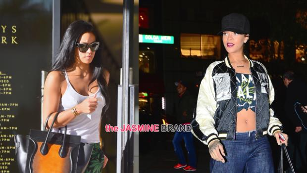 Celebrity Stalking: Rihanna, Cassie, Jay Z, Tyson Beckford, Tamar Braxton [Photos]