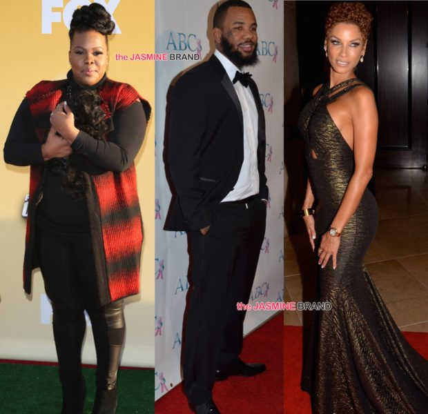 Celebrity Stalking: The Game, Nicole Murphy, Amber Riley, NeYo, Alexandra Burke, Alesha Dixon