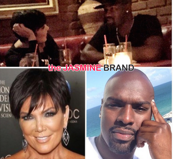 kris jenner-rumored boyfriend Corey Gamble-the jasmine brand