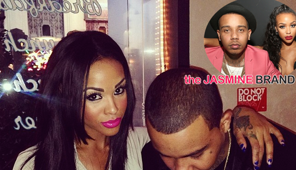 Masika Kalysha Says Yung Berg Domestic Dispute Was Over Exaggerated: He did not beat me up!
