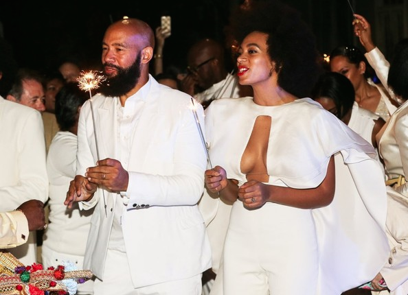 wedding reception-solange knowles 2014-the jasmine brand