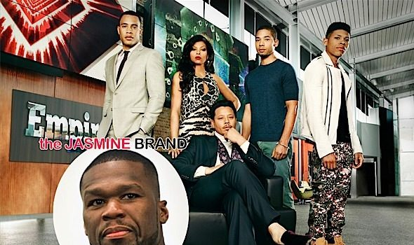 50 Cent Hurls Insults: F**k 'Empire'! + Shades Cookie Lyons [VIDEO]