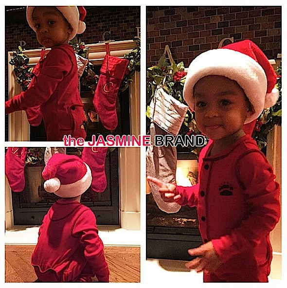 50 Cent Son-Christmas-the jasmine brand