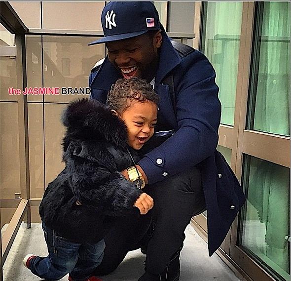 50 Cent-Son Sire-Christmas-the jasmine brand