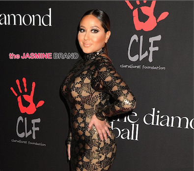 The Real's Adrienne Bailon Sued By Ex Manager