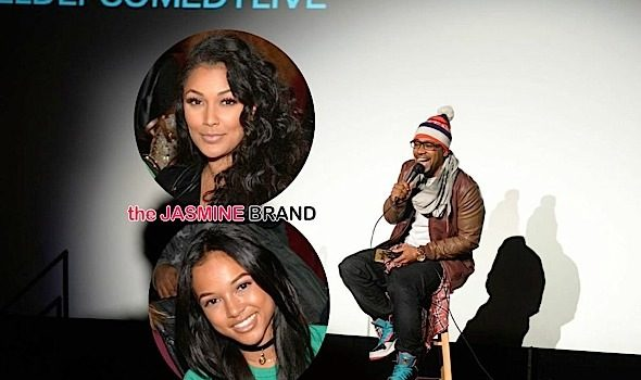 Columbus Short, Karrueche Tran, Shantel Jackson Attend All Def Comedy Live [Photos]