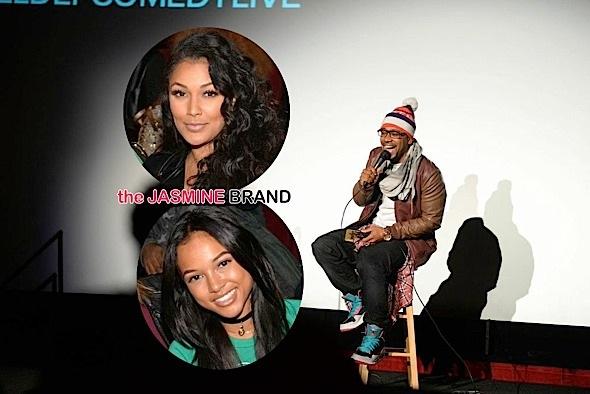 Columbus Short, Karrueche Tran, Shantel Jackson Attend All Def Comedy Live [Photos]