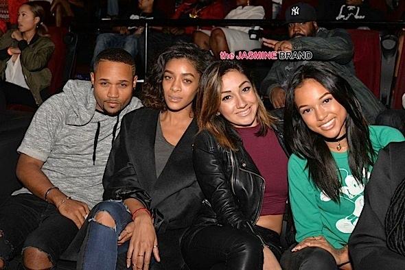 All Def Comedy Live-Karrueche friends-the jasmine brand