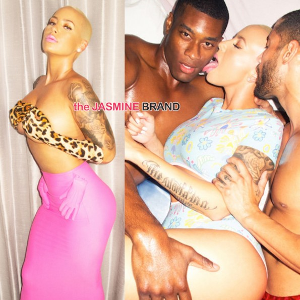 Amber Rose-Oyster Spread-the jasmine brand
