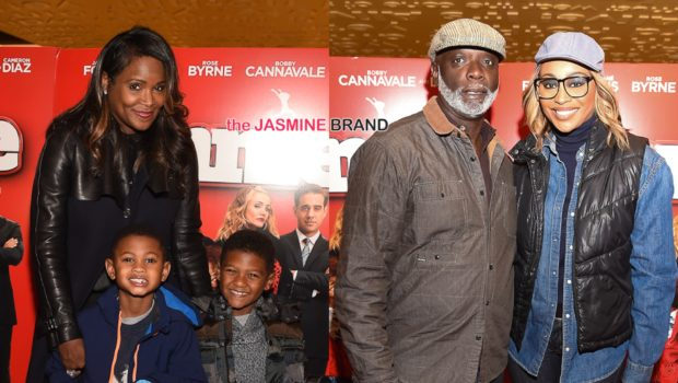 Private 'Annie' Screening Attracts: Tameka Raymond, Cynthia Bailey, Ludacris, Waka Flocka & Erica Dixon