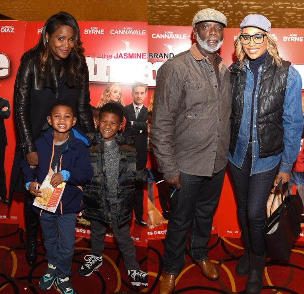 Private 'Annie' Screening Attracts: Tameka Raymond, Cynthia Bailey, Ludacris, Waka Flocka & Erica Dixon