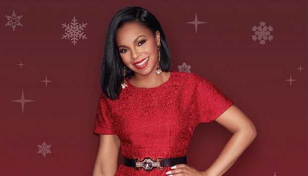 Ashanti Performs 'Santa Baby' On 'The View' [VIDEO]
