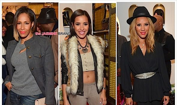 Julissa Bermudez, Sheree Whitfield, Nikki Chu Attend Louboutin Opening [Photos]