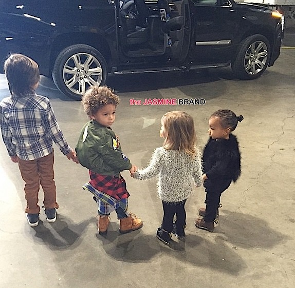 Baby North West-Disney on Ice-Kim Kardashian-Mason-the jasmine brand