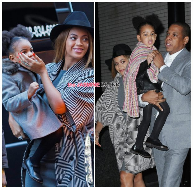 Will Smith, Beyonce, Blue Ivy & Jay Attend 'Annie' Premiere + Ashanti Hits NASCAR Gala