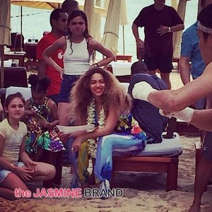Beyonce-Jay Z-Blue Ivy-Christmas in Thailand-the jasmine brand