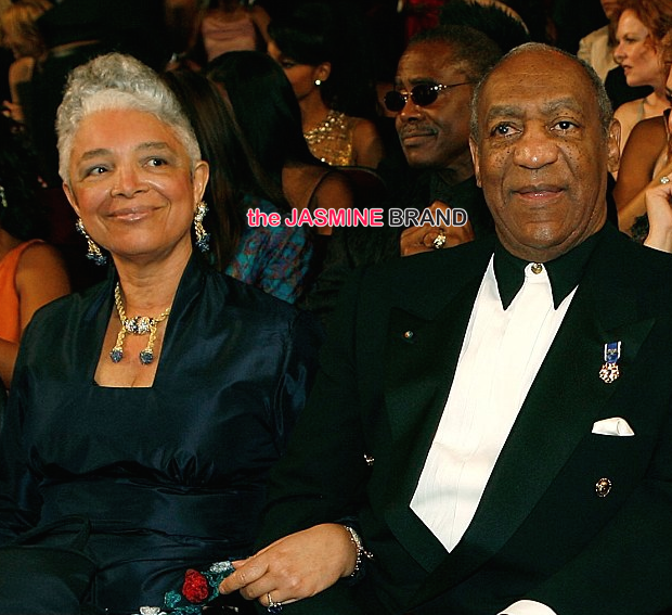 Bill Cosby's Team Tries to Prevent Wife Camille Cosby From Testifying