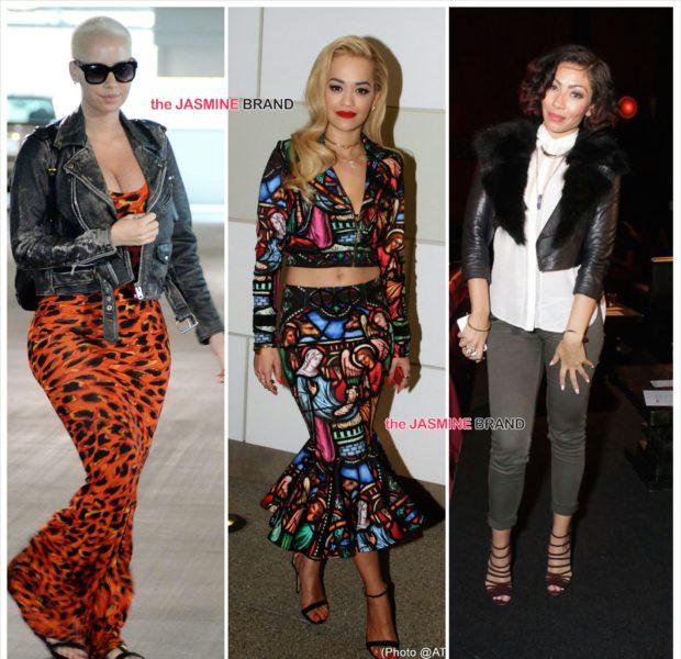 Celebrity Stalking: Rita Ora, Amber Rose, Bridget Kelly, Mike Epps, Columbus Short [Photos]