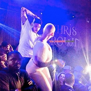 Chris Brown-Amber Rose-Party in LA-the jasmine brand