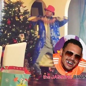 Chris Brown-Christmas Challenge-Dance off-the jasmine brand