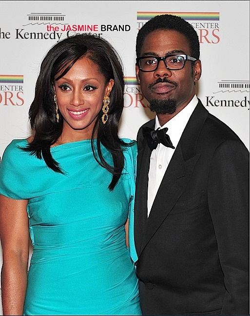 Chris Rock-Wife Split-Maalak Rock-19 Years-the jasmine brand