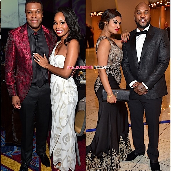 Celebrity Couples: Chris Tucker, Will Packer, Big Boi Bring Their Better Halves To ATL Mayor's UNCF Ball [Photos]