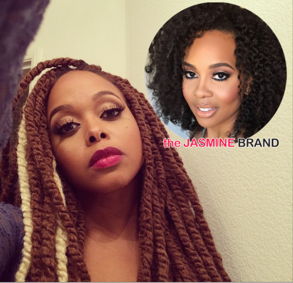 Chrisette Michele-Showcase Ashleigh Smith-the jasmine brand