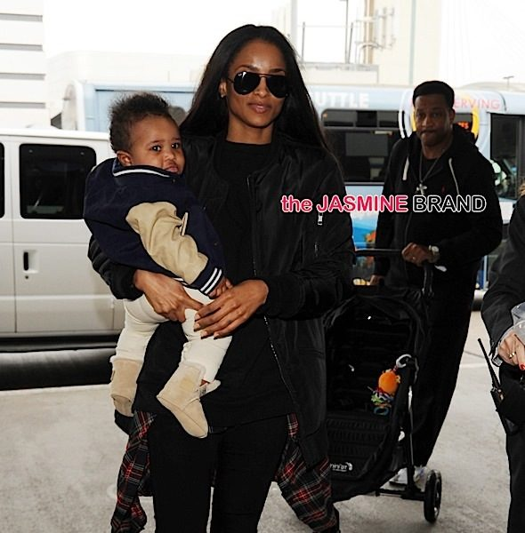 Celebrity Stalking: Ciara & Baby Future, Amber Rose & Blac Chyna, Tamar Braxton, Khloe & Kim Kardashian, Malcolm Jamal Warner, Demetria McKinney