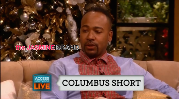 Columbus Short-Talks Cocaine Use During Scandal-the jasmine brand