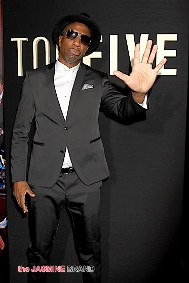 Comedian J.B. Smoove Writing Book As 'Curb Your Enthusiasm' Character