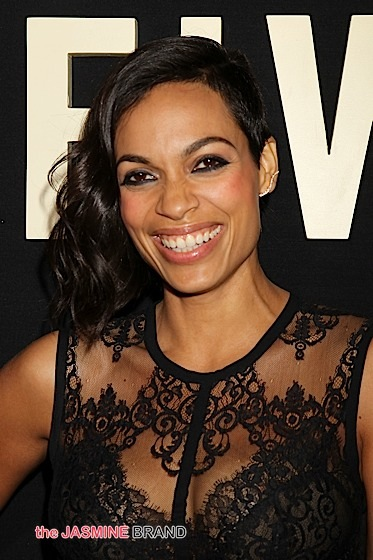 Rosario Dawson Shares Nude Bathtub Video [Stop & Stare]