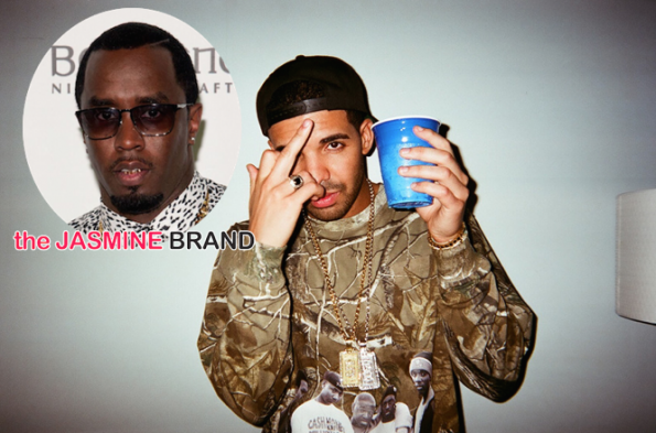 Diddy-Drake-Fight Over Music-the jasmine brand