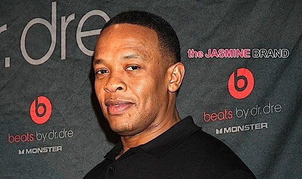 Dr. Dre Cited On Gun Charge