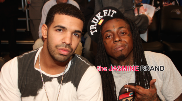 Drake-Lil Wayne-Financial Records Exposed in Royalties Legal Battle-the jasmine brand