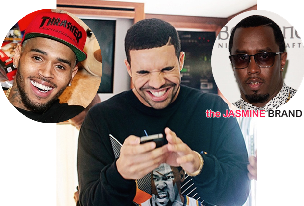 Is Drake Taking Shots At Chris Brown Or Diddy? Read His Cryptic Message!