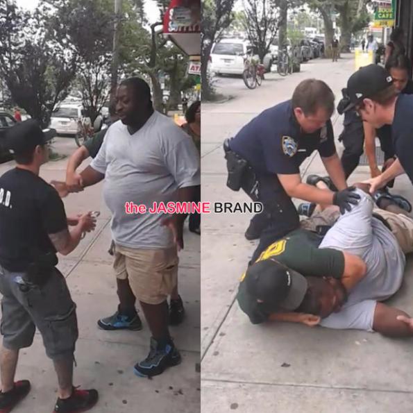 Eric Garner-Chokehold-No Charges-the jasmine brand