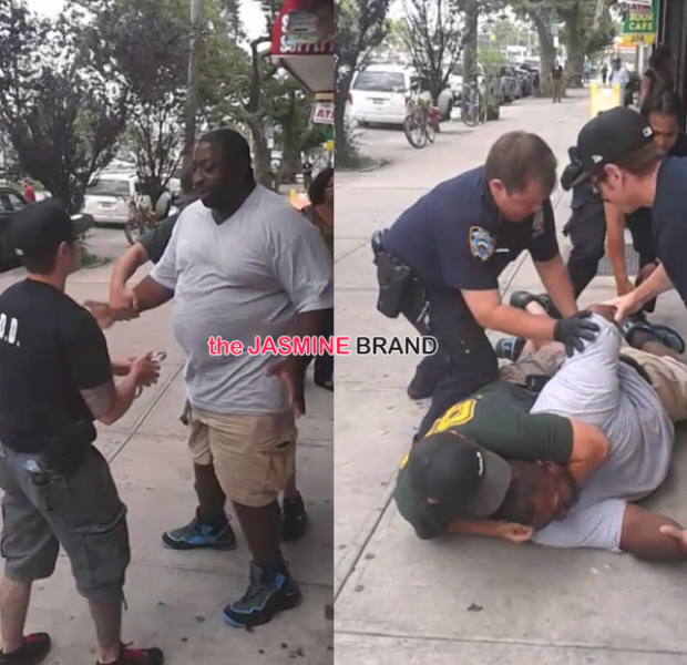 Justice Department To Investigate Chokehold Death of Eric Garner + Public & Celebs React