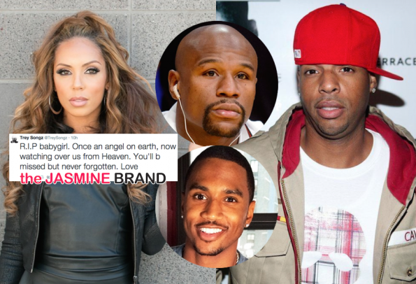 Floyd Mayweather Witnessed Murder Suicide-Stephanie Moseley Accused of Having An Affair With Trey Songz-the jasmine brand