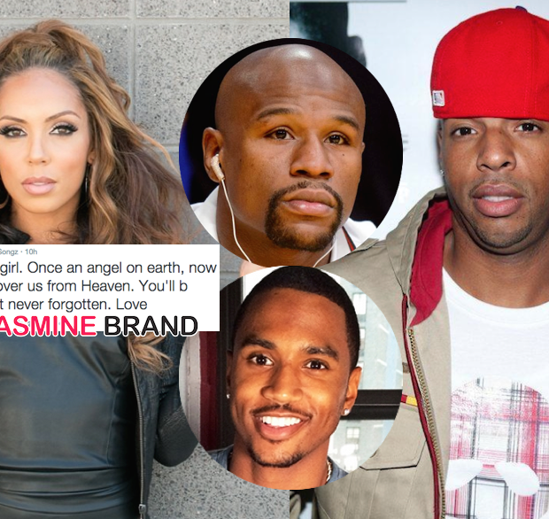 Floyd Mayweather Witnessed Murder Suicide + Stephanie Moseley Accused of Having An Affair With Trey Songz