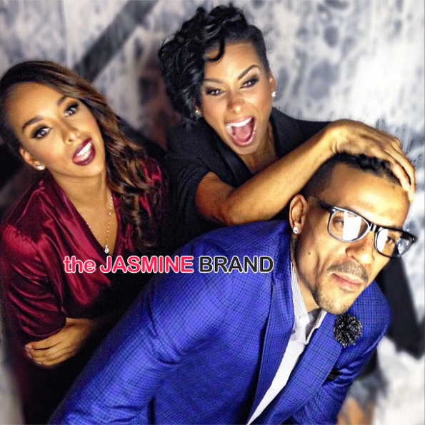 Gloria Govan-Matt Barnes-Reunite Charity Event-the jasmine brand