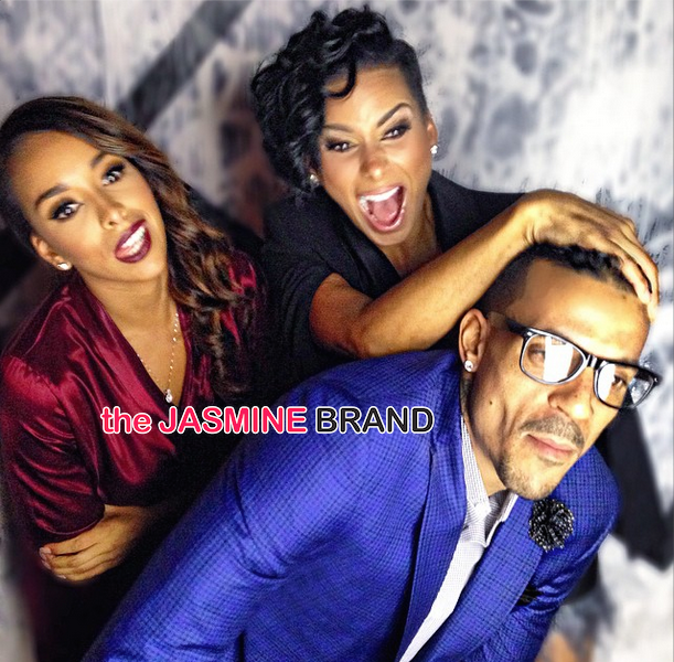 Matt Barnes & Estranged Wife Gloria Govan Reunite For Charity [Photos]