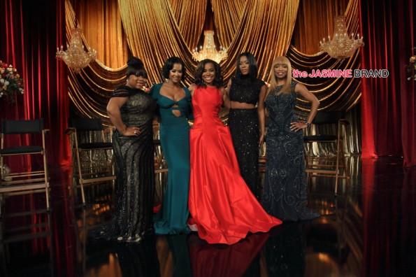 Hollywood Divas Cast Season 1