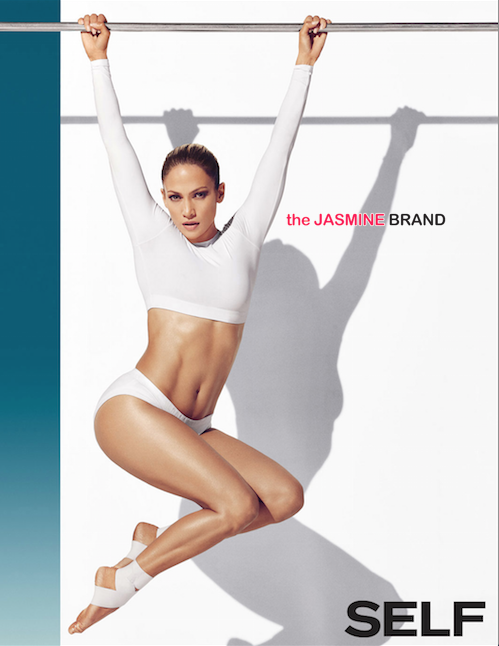 JLo-SELF magazine-the jasmine brand