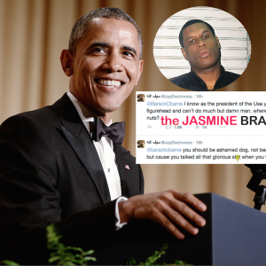 Jay Electronica-Criticizes President Obama-Wheres your nuts-the jasmine brand
