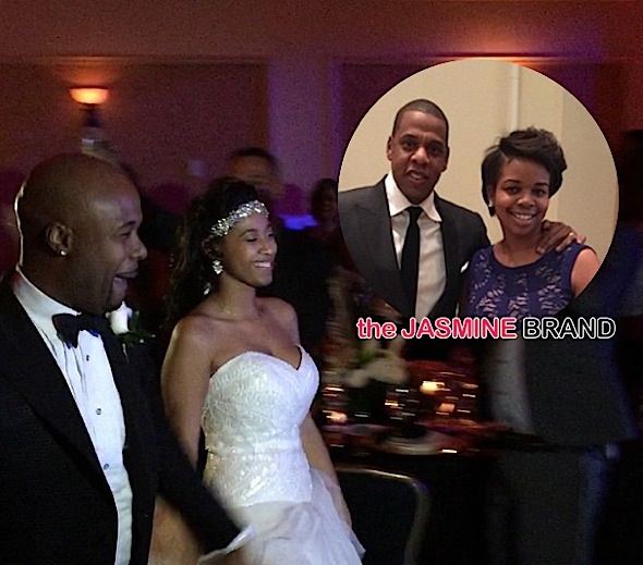 Jay Z-Attends Memphis Bleek Wedding-the jasmine brand